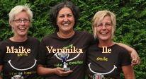 Vizemeister Frauen Triplette
